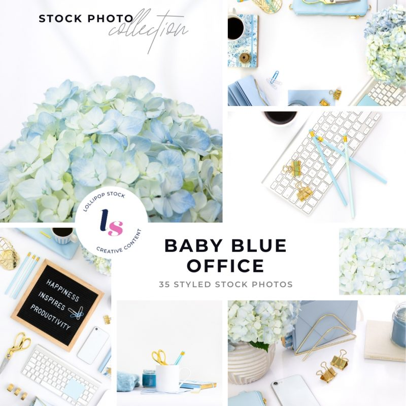 Baby Blue Office