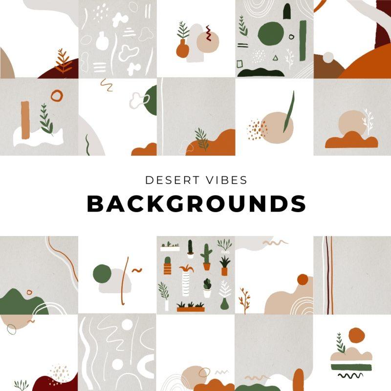 Desert Vibes Backgrounds